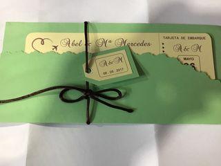 Invitaciones Artesanales 3