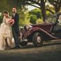 La boda de Rebeca Jiménez Costa y Foto Enfoque Madrid 7