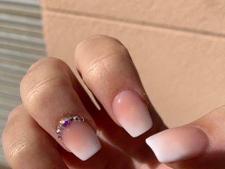 Eva Pedroche Nails&Makeup 1