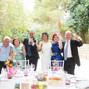 La boda de Patricia Mellado Nuñez se compro el trtaje la Madrina Luciana Lopez y Mas de Canicattí 15