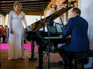 Piano Wedding by Manuel Butrón 1