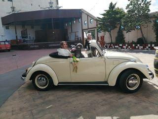 VW Escarabajo 1