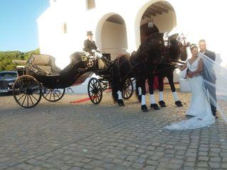 Bodas a caballo Villablanca 4