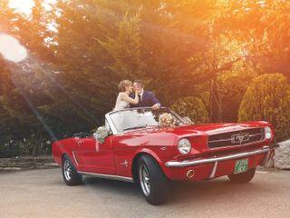 Ketty & Lord Mustang 1
