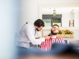 Los Honorables barbería 1