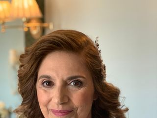 Fanny González Makeup 1
