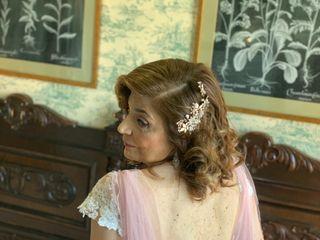 Fanny González Makeup 2