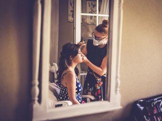 Sandra Morte Make up 2