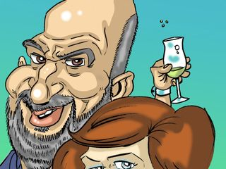 Caricaturas Hidalguín 3