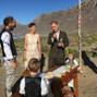 La boda de Sophie Le Brun y Andreas Fischer oficiante 6