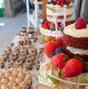La boda de Be y Punto y Bendito Cupcake 35