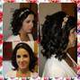 La boda de Esmeralda Quesada Martin y Laura peluquería y estética 8