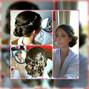 La boda de Esmeralda Quesada Martin y Laura peluquería y estética 10