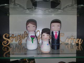 Creations of Carla - Figuras para la tarta 1