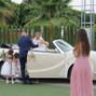 La boda de Estefi García Márquez y Olalá cars 10
