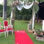La boda de Dana P. y Ram a l'aire 15