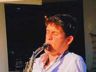 Guillermo Fernández - Saxofonista 3