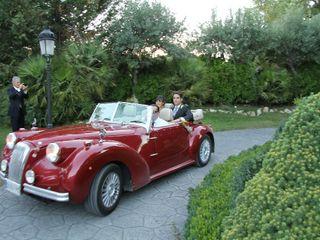 Alquiler coches boda Madrid 3