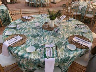Salón de Banquetes Caseta Nova 1
