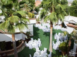 Jardines Dubai El Lucero 5