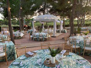 Salón de Banquetes Caseta Nova 2