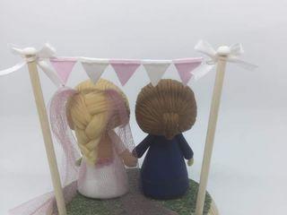 La casita de Puli - Figuras para la tarta 4