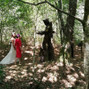 La boda de Estefanía Yusta Sandá y Fogar do Santiso Viaxeiro 11