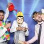 La boda de Esteban y 123 Flash - Fotomatón 16