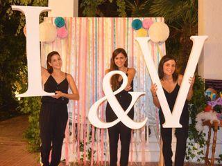 Para bodas, colores 2