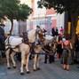 La boda de Rocio Velasco y Picadero Curro Jiménez - Coche de caballos 5