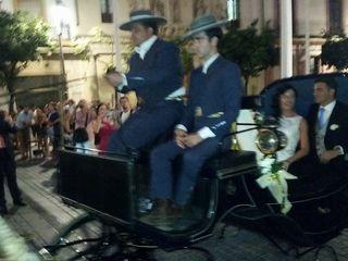 Picadero Curro Jiménez - Coche de caballos 3
