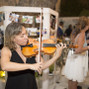 La boda de Luis Aguilar Vázquez y Naiara Castillejo García - Concertista de Violín 9