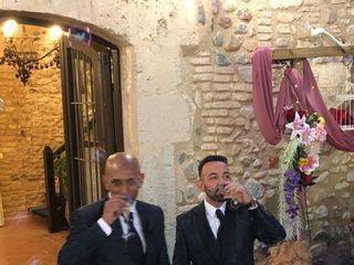 Castell de Vilafortuny - Grupo Casablanca 3