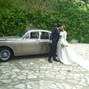 La boda de Mercedes y Coches de Boda en Córdoba 6