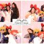 La boda de Celeste y Flashback Fotomatón 6