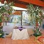 La boda de Zaira M. y Decoraciones de bodas y eventos Paraíso 6