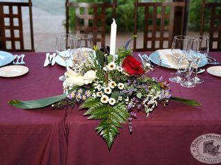 Decoraciones de bodas y eventos Paraíso 6