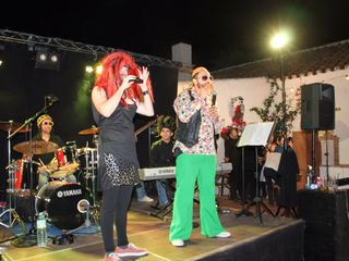 Orquesta Show El Tumbao 4