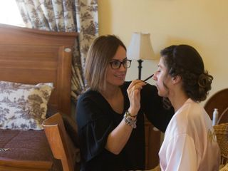 Bárbara Salanova Make Up School 3