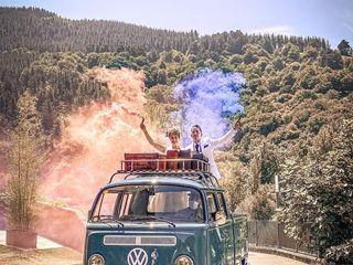 La furgona azul 4