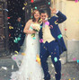La boda de Elena Díaz y Modas Paquita 9