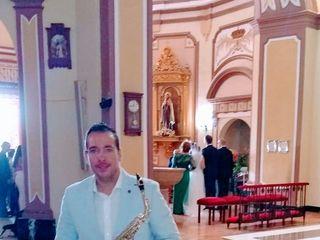 Manuel Martos Saxofonista 1