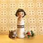 La boda de Javier G. y Mar de Color - Figuras para la tarta 12