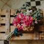 La boda de Marta Marcos Pérez y Il laboratorio di fiore 7