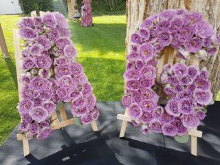 Turquesa flowers 2