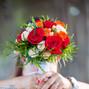 La boda de Esther Santiago y La Floristeria del Mercat 11