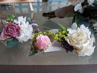 Turquesa flowers 4