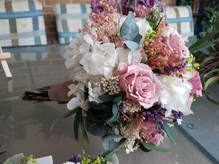 Turquesa flowers 5