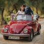 La boda de Angela Serrano Pozo y Vintage Wagen Cars 10