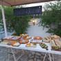 La boda de M°  Amelia Chicharro Ordoño y Las Camachas catering 6